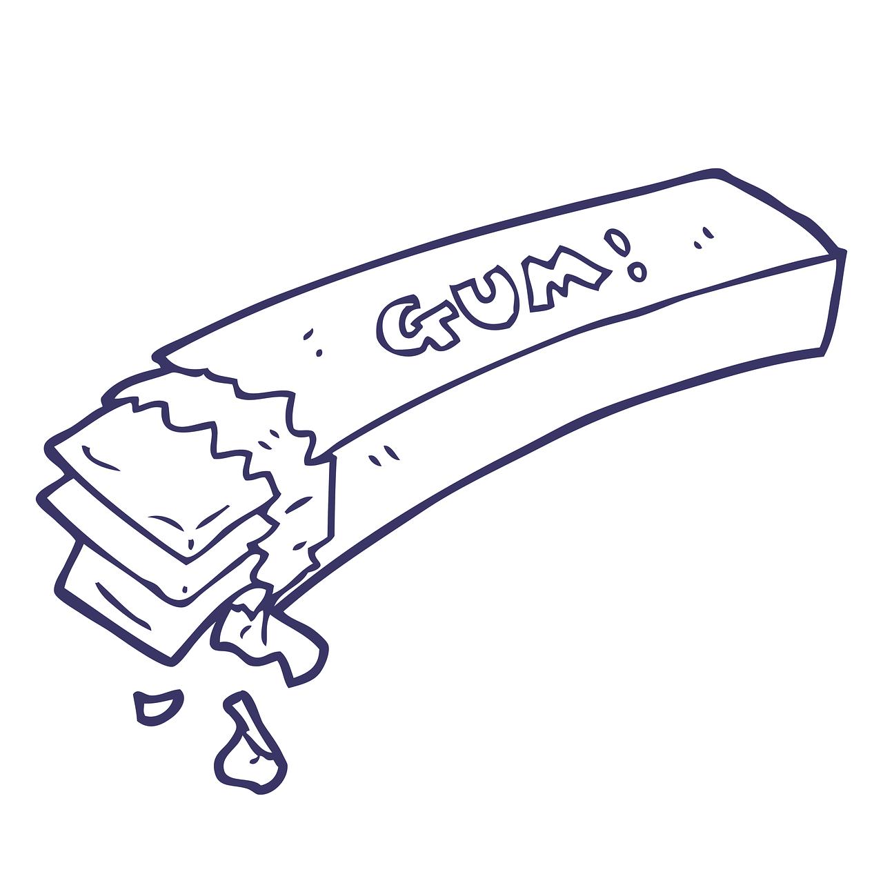 Что будет если постоянно жевать жвачку